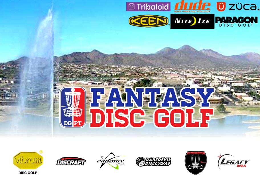 Fantasy Disc Golf: Pro Tour Style