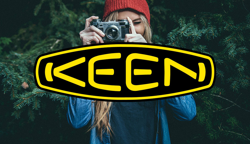Got Disc AND Camera Skills? Win the KEEN Shot of the Week!
