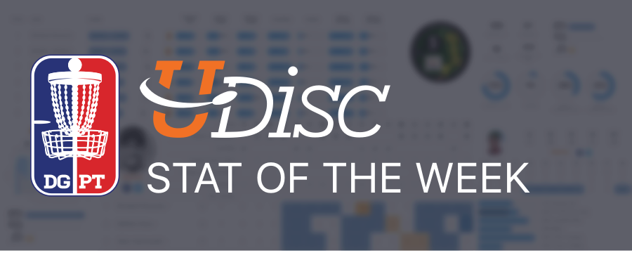 UDisc Stat of the Week: DGPT 2016 By The Numbers