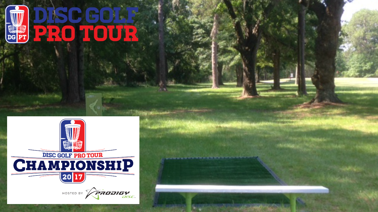 Tour Championship hosted by Prodigy Disc