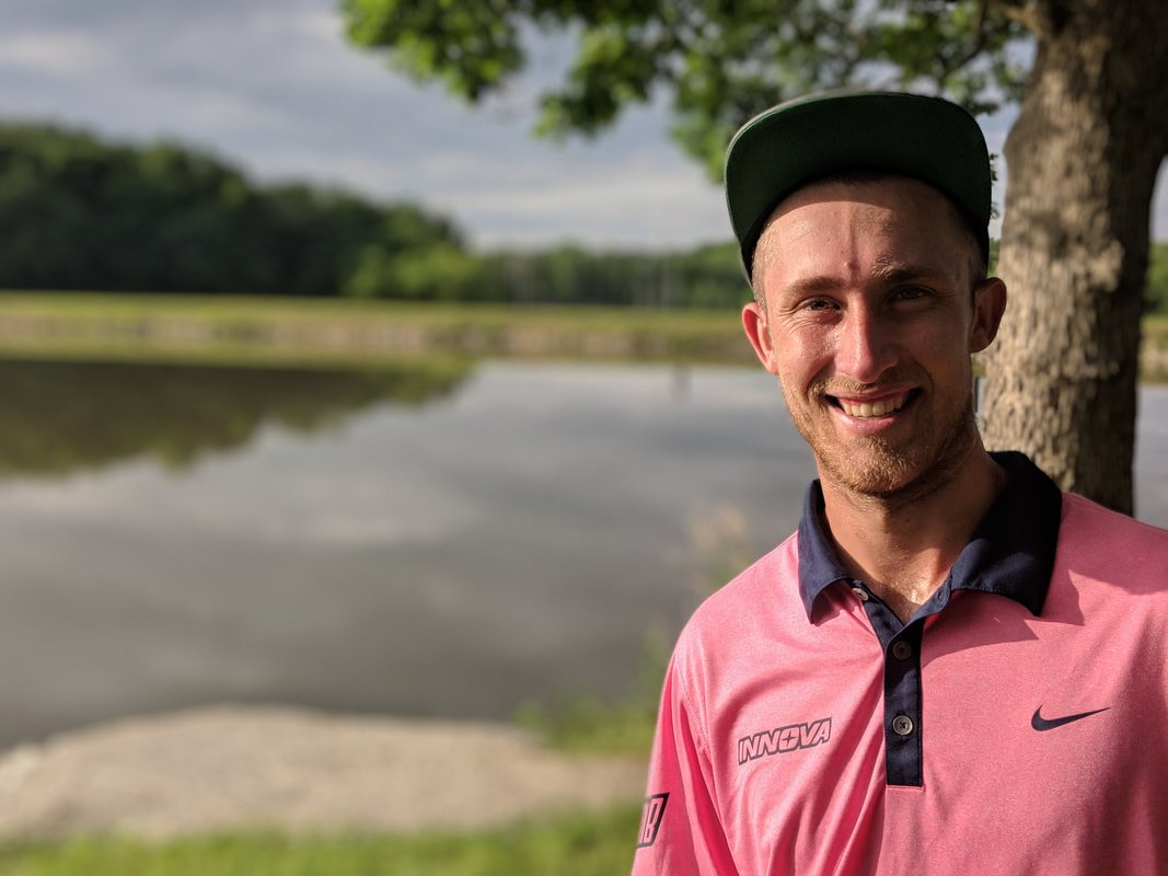 Discraft's Ledgestone Insurance Open MPO Round Two Recap – Weather and Scoring Conditions Improve Scores at Lake Eureka