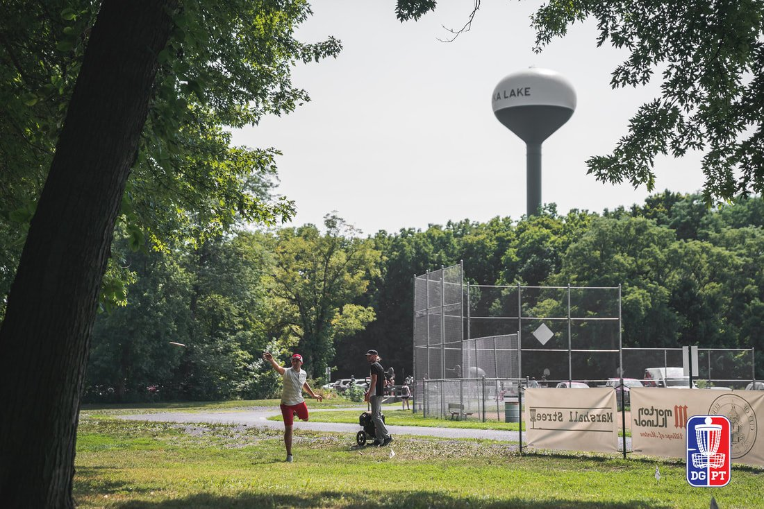 Discraft's Ledgestone Insurance Open: A Worlds Preview for the Ages