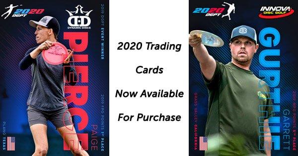 Happy Halloween: 2020 DGPT Trading Cards Presale in Full Swing!