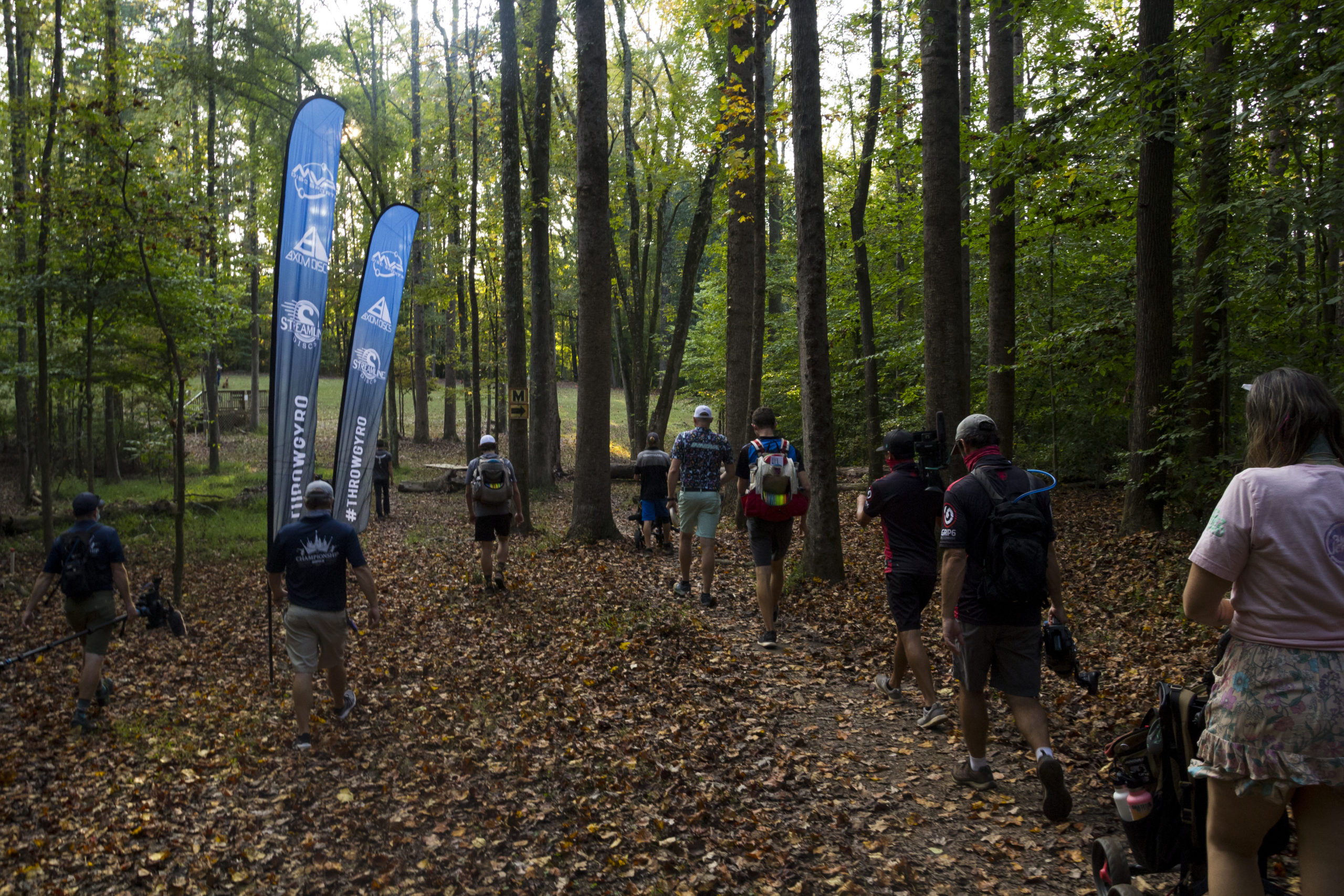 2020 Disc Golf Pro Tour Championship presented by GRIP6: Round One Recap