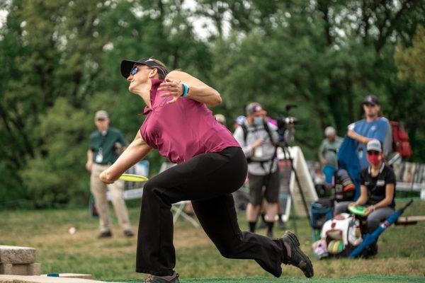 Sarah Hokom at Jonesboro Open 2021